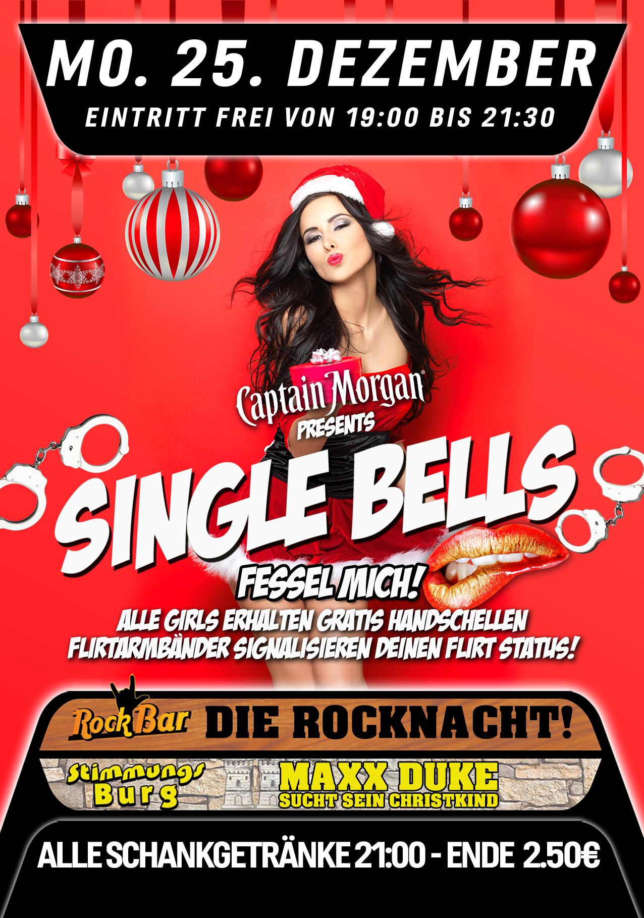 Single Bells - Presented by Captain Morgan