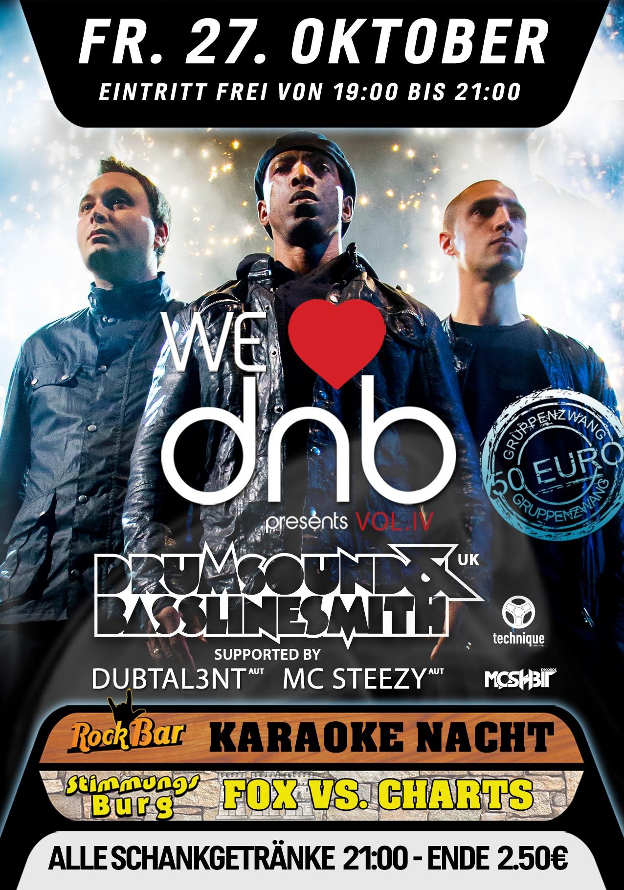 We <3 DNB Vol. IV