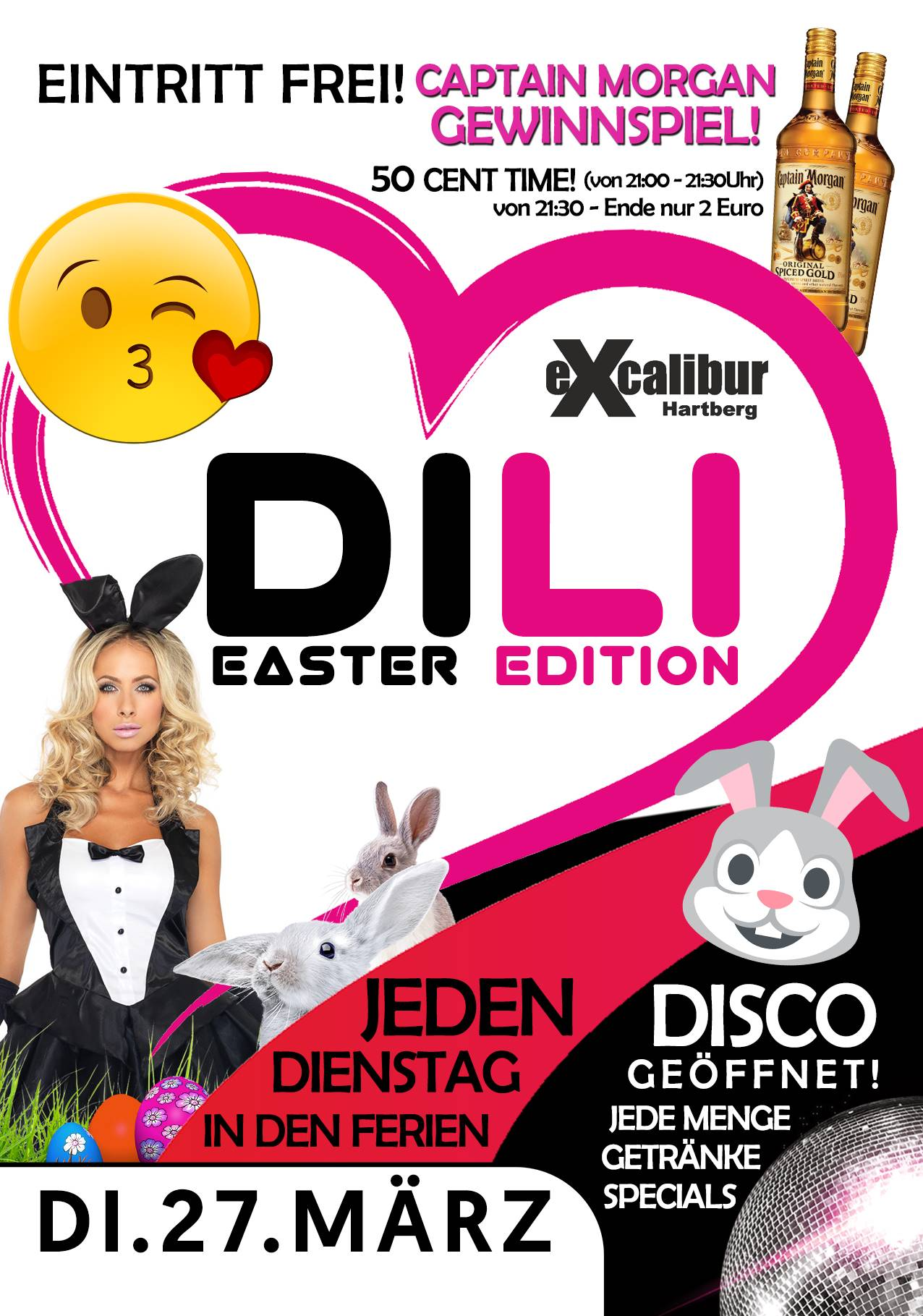 DILI! Easter Edition