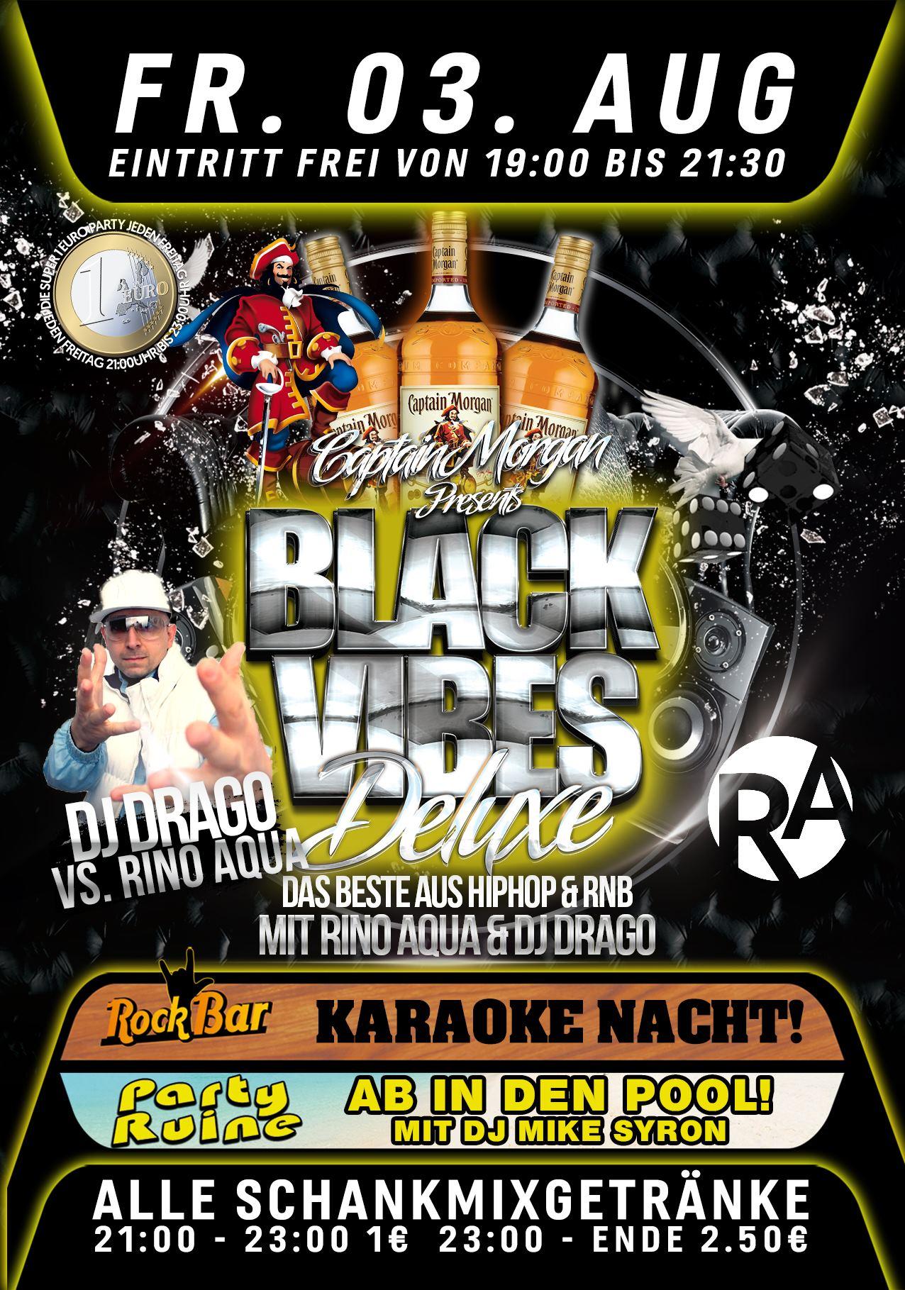 Black Vibes Deluxe Pres. DJ DRAGO