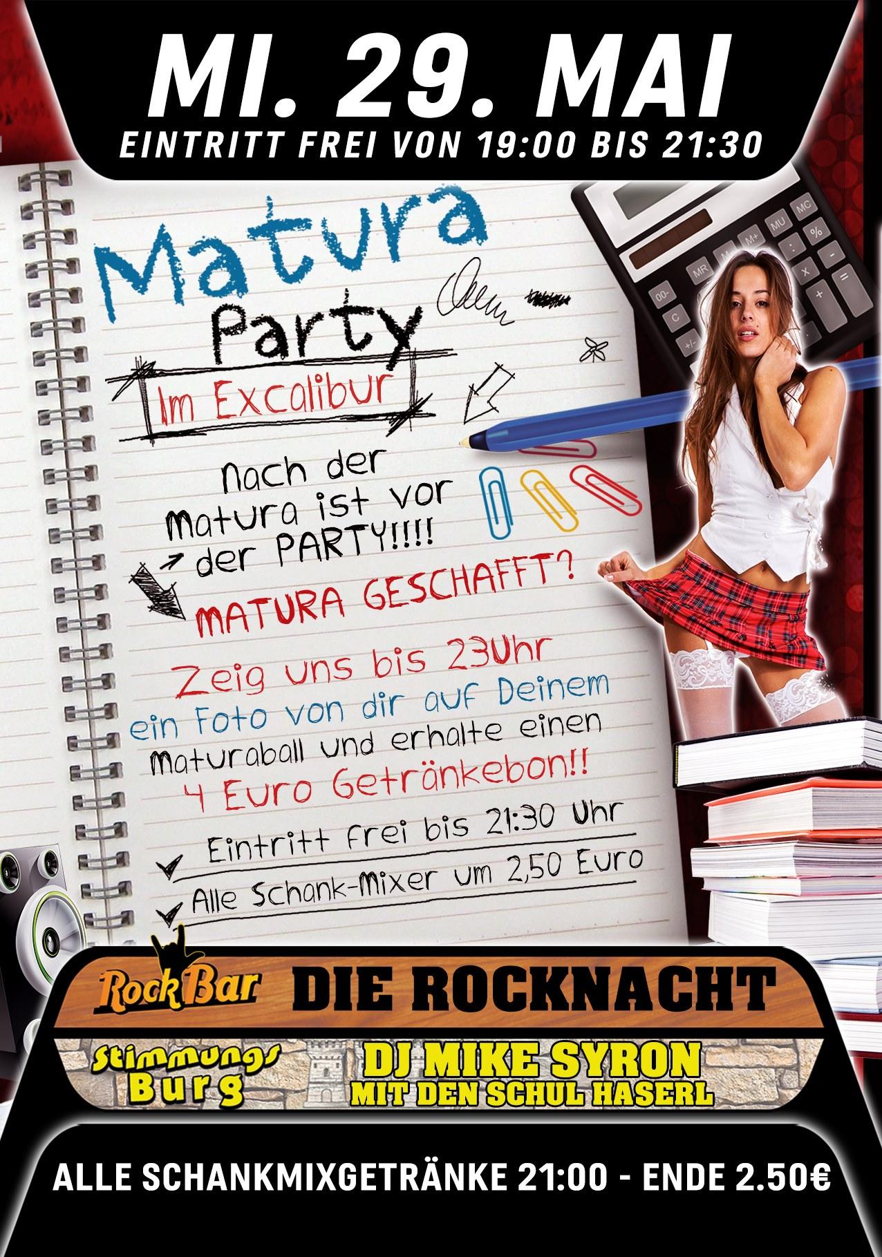 Matura Party