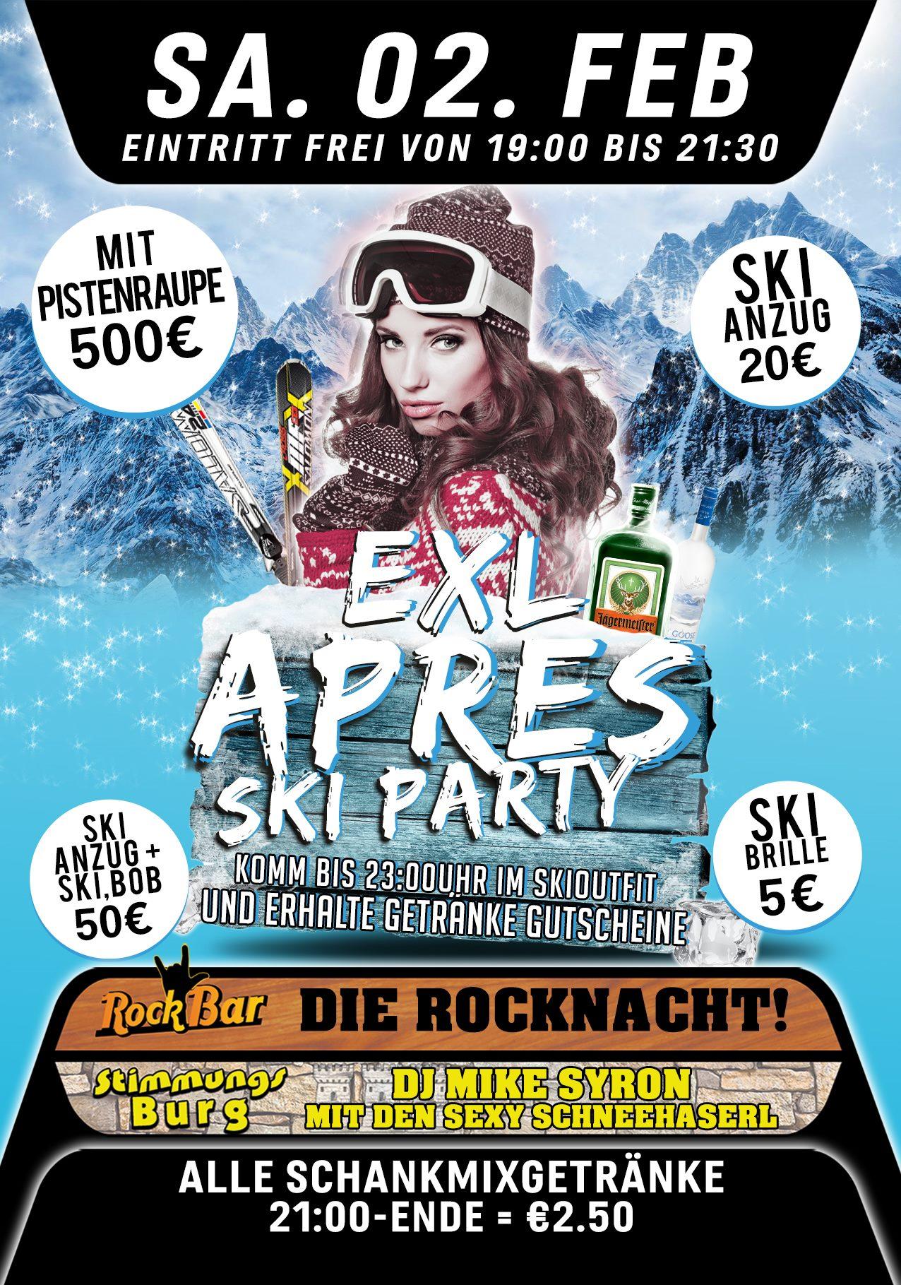 EXL Apres Ski Party