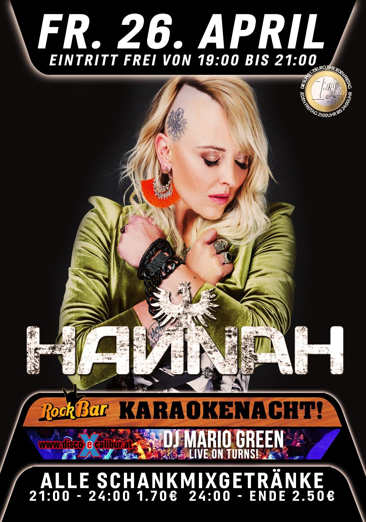 Hannah Live!