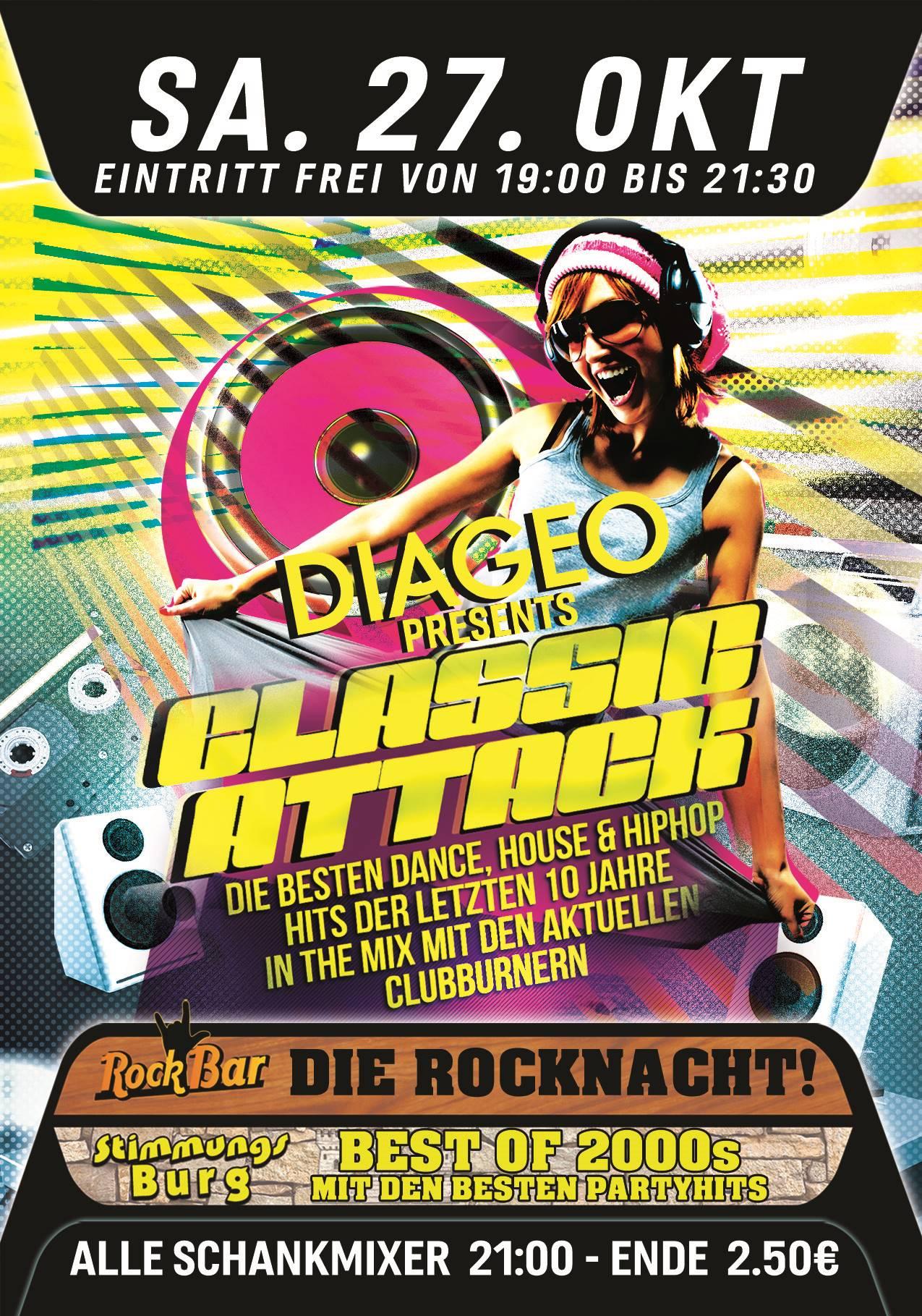 Classic Attack! Die Besten Hits der letzten 10 Jahre!