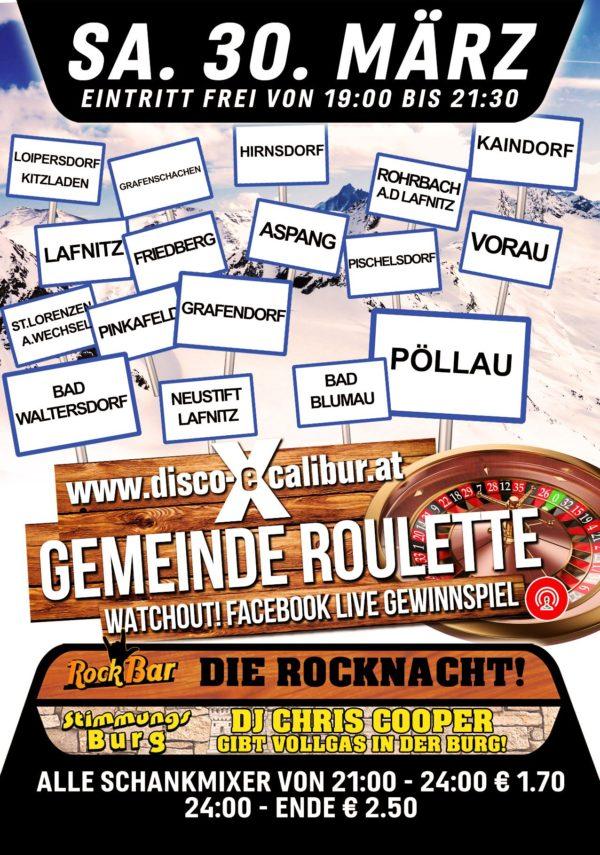 Gemeinde Roulette!