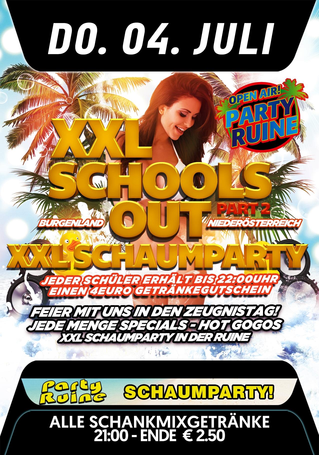 XXl Schoolsout Party II