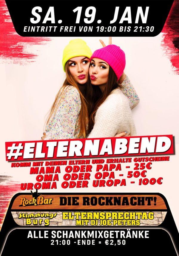 #ELTERNABEND