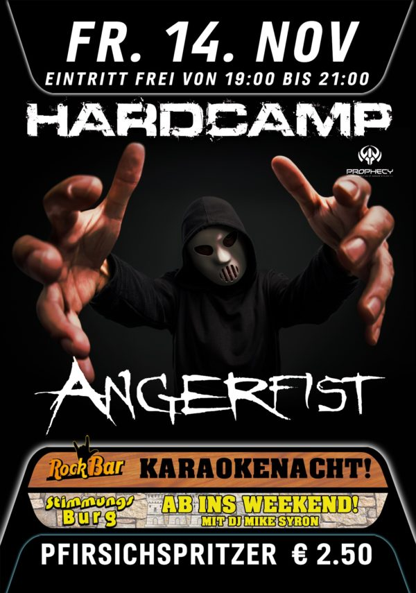 Hardcamp Presents ANGERFIST Live!