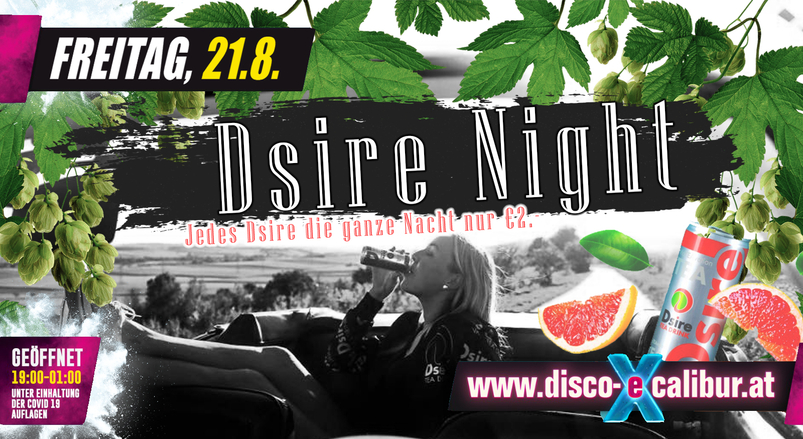 DSIRE Night