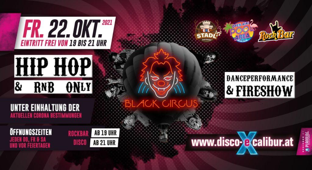 BLACK CIRCUS HipHop RnB