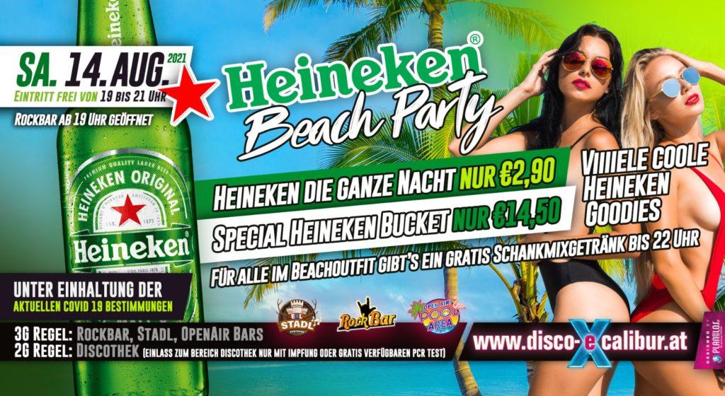 Heineken BEACH PARTY