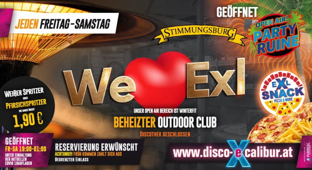 WE LOVE EXL