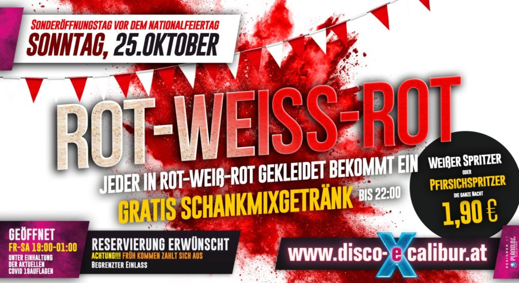 ROT WEISS ROT