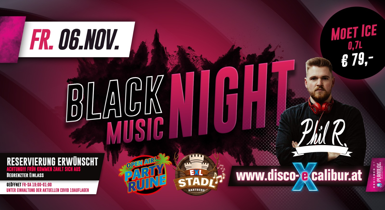 BLACK Music NIGHT