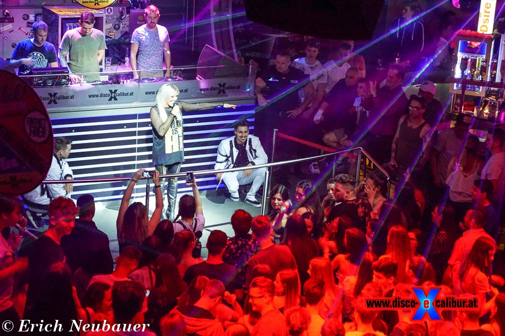 Cascada Live on Stage!