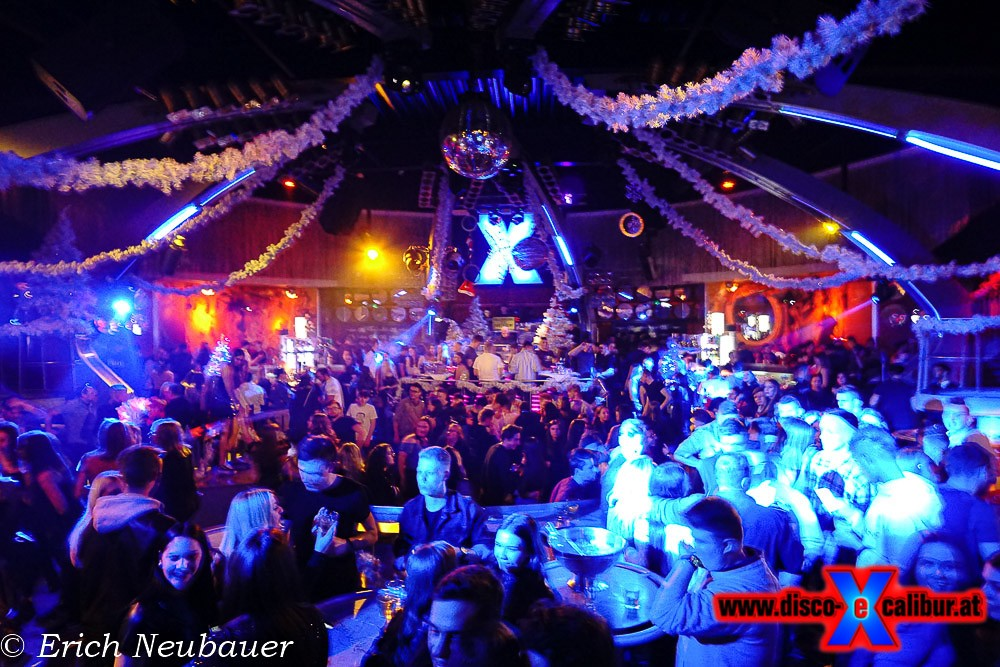 Silvester – Die Exl 1,70€ Silvesterparty